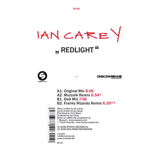 Redlight - Ian Carey