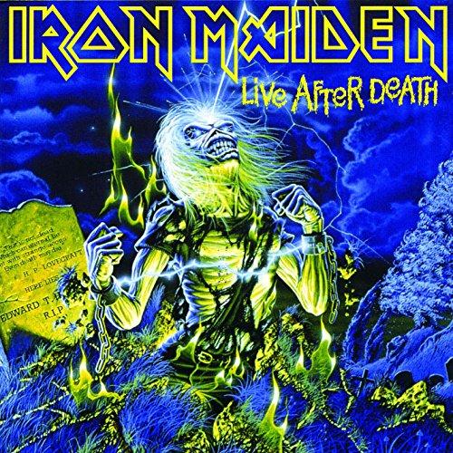 Phantom of the Opera (Live) - Iron Maiden