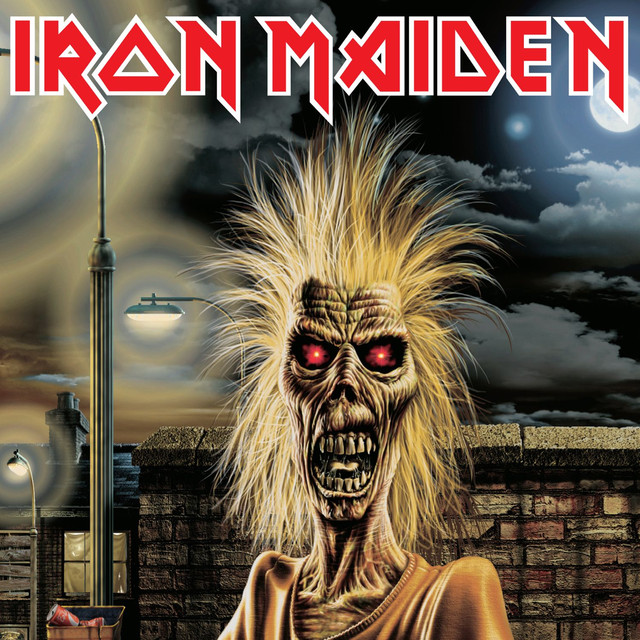 Running Free - Iron Maiden