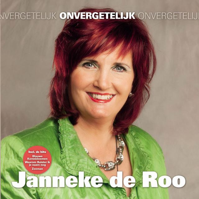 Blauwe Korenbloemen - Janneke de Roo