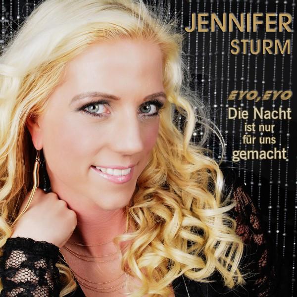 Die Nacht ist nur für uns gemacht - Jennifer Sturm