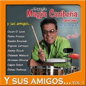 Te Lo Pido por Favor - Orquesta Magia Caribeña (Federico Junior)