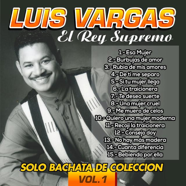 De Ti Me Separo - Luis Vargas
