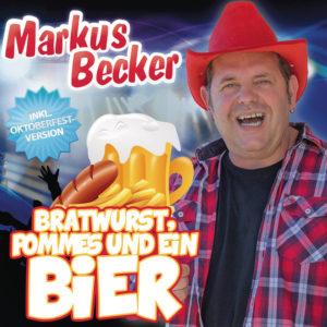 Bratwurst, Pommes und ein Bier - Markus Becker