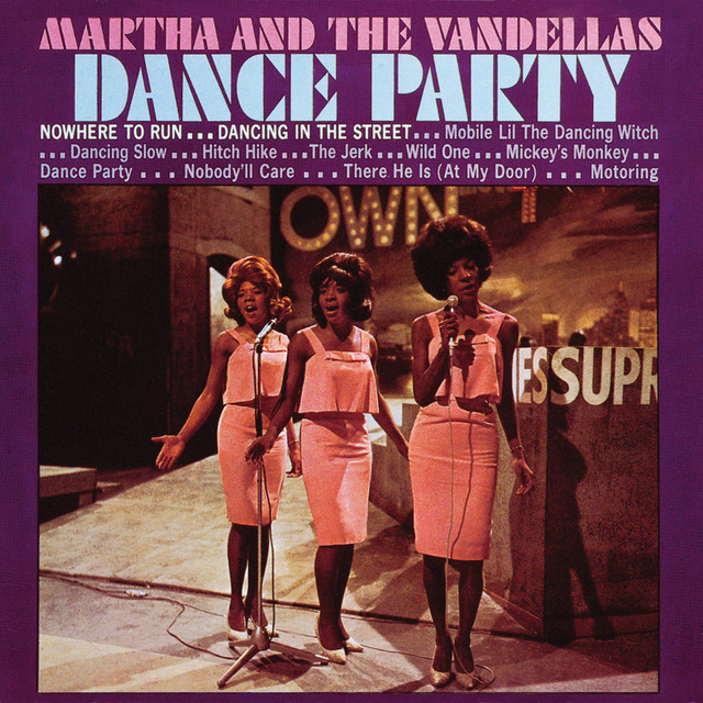 Dancing In the Street - Martha Reeves & The Vandellas