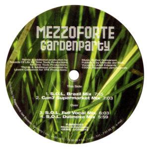 Garden Party - Mezzoforte