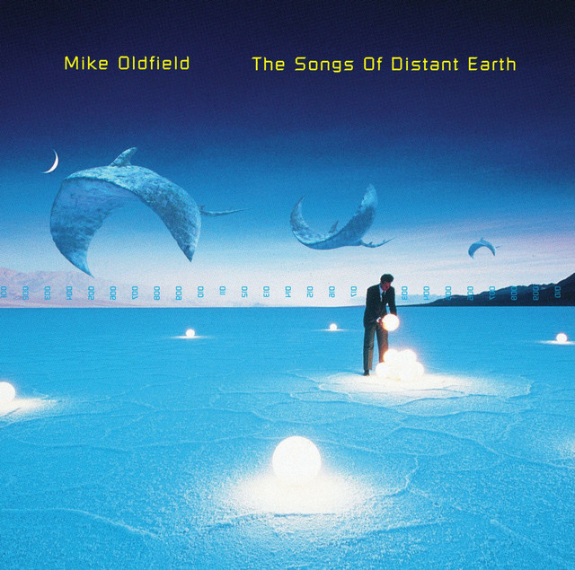 Tubular World - Mike Oldfield