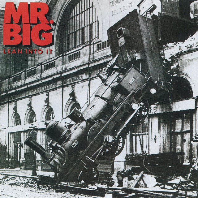 Just Take My Heart - Mr. Big
