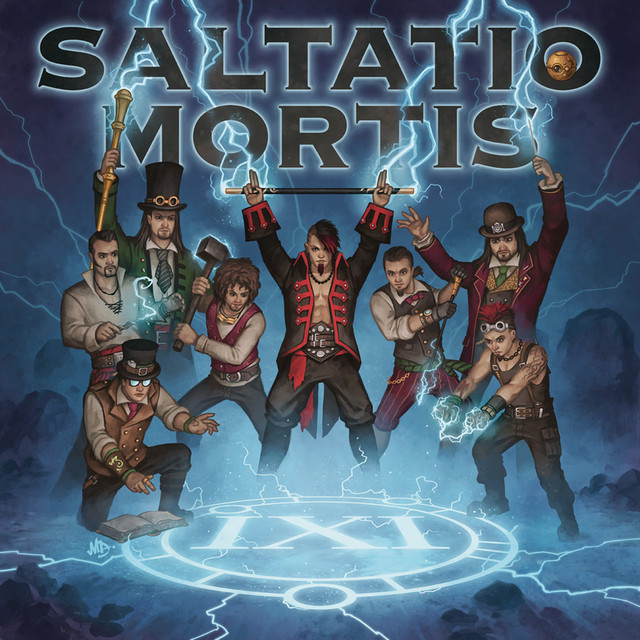 My Bonnie Mary - Saltatio Mortis