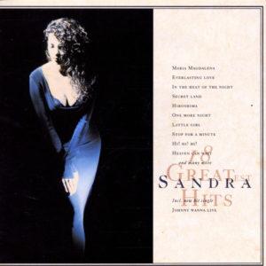 Maria Magdalena - Sandra