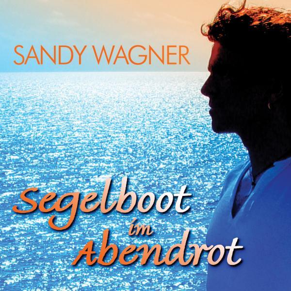 Segelboot im Abendrot - Sandy Wagner