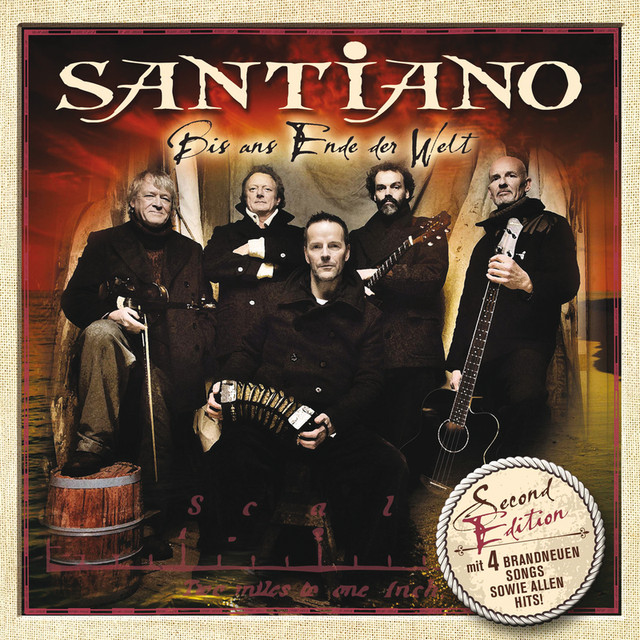 Auf nach Californio - Santiano