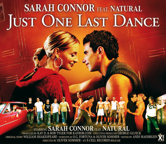 Just One Last Dance - Sarah Connor
