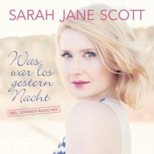 Was war los gestern Nacht - Sarah Jane Scott