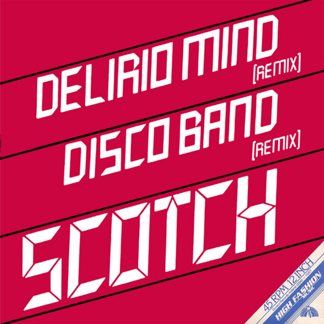 Disco Band - Scotch