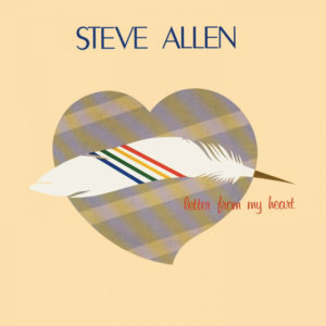 Letter from My Heart - Steve Allen