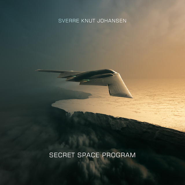 Secret Space Program - Sverre Knut Johansen