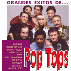 Mamy Blue - Pop Tops