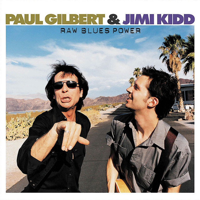 Play Guitar - Paul Gilbert & Jimi Kidd