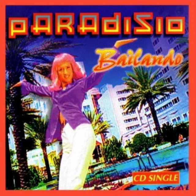 Bailando - Paradisio