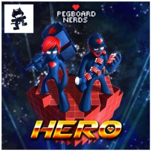 Hero (feat. Elizaveta) - Pegboard Nerds