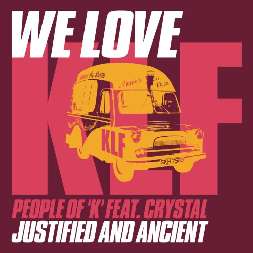 """Justified and Ancient (12"""" Club Mix) - People Of K Feat. Crystal"""