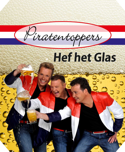Hef Het Glas - Piratentoppers