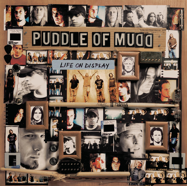 Away from Me - Puddle of Mudd