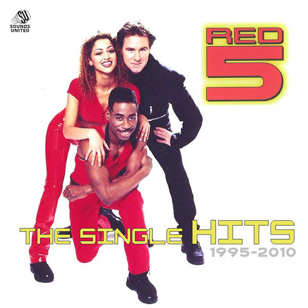 I Love You Stop - Red 5