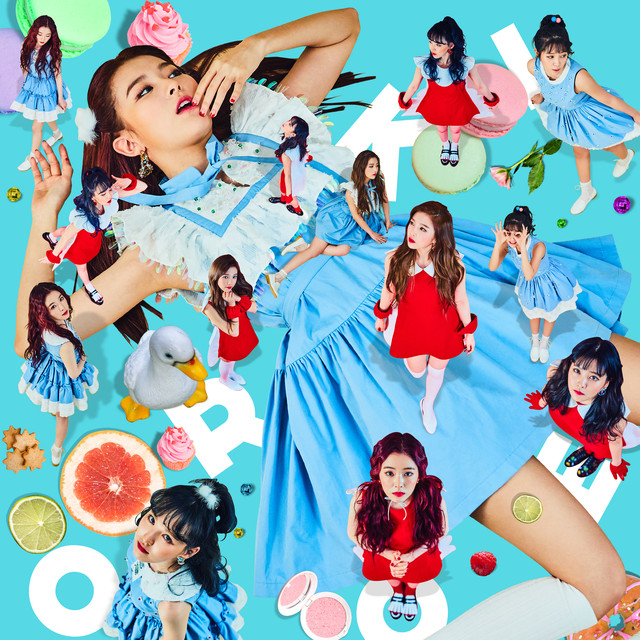 Happily Ever After - Red Velvet
