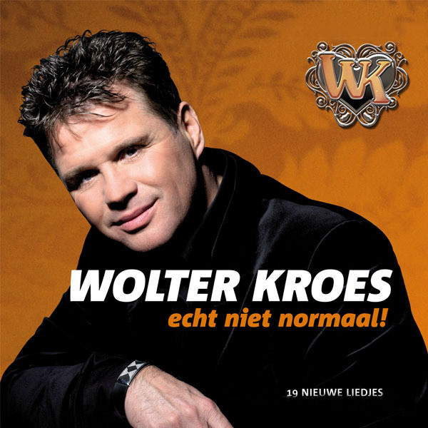 Ik trek me nergens wat van aan - Wolter Kroes