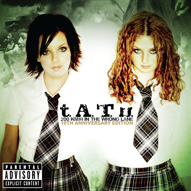 All the Things She Said - t.A.T.u.
