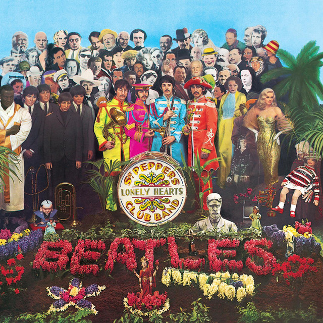 Lucy In the Sky With Diamonds - The Beatles