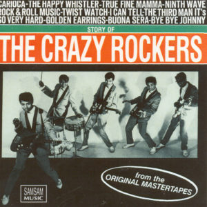 The Happy Whistler - The Crazy Rockers