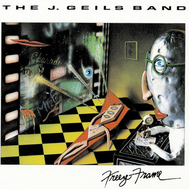Do You Remember When - The J. Geils Band