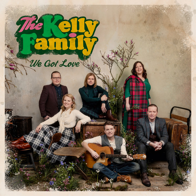Fell In Love With An Alien - The Kelly Family