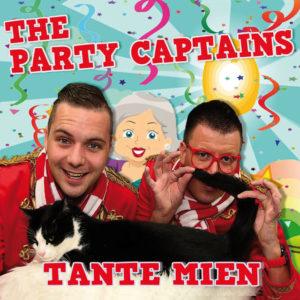 Van Top Tot Teen - The Party Captains