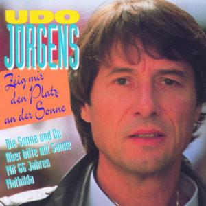 Zeig mir den Platz an der Sonne - Udo Jürgens