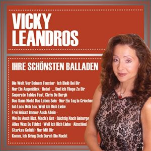 Seperate Tables (feat. Chris De Burgh) - Vicky Leandros