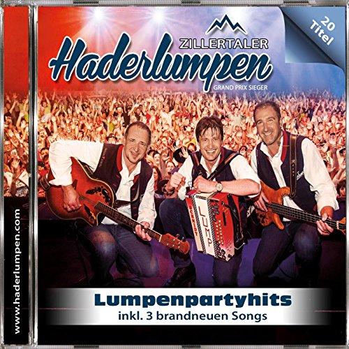 Haderlumpen Party-Fox Medley - Zillertaler Haderlumpen