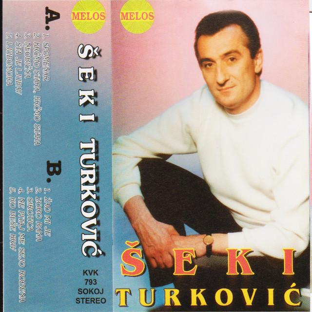 Spomenar - Šeki Turković